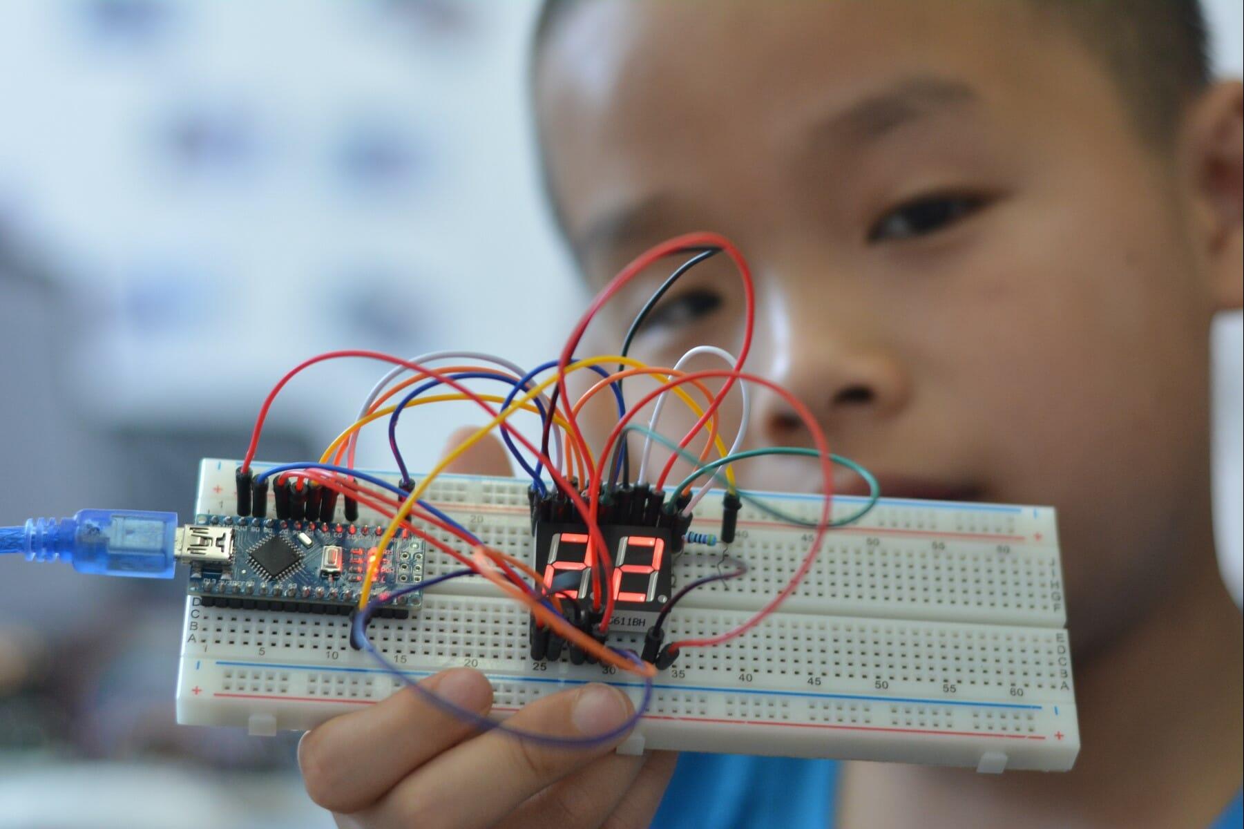 Makers e Coders per lo sviluppo. Appuntamenti di ottobre
