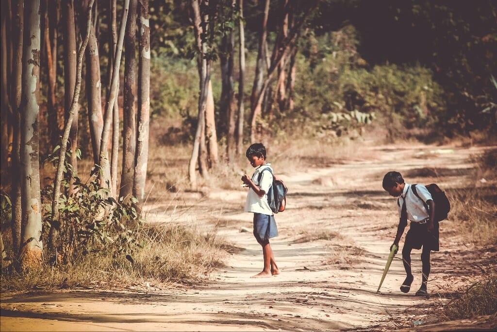 Messico, esperimenti di blockchain per i bambini rifugiati