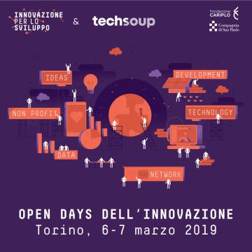 Open Days dell'Innovazione 2019 (Torino, 6-7 marzo)