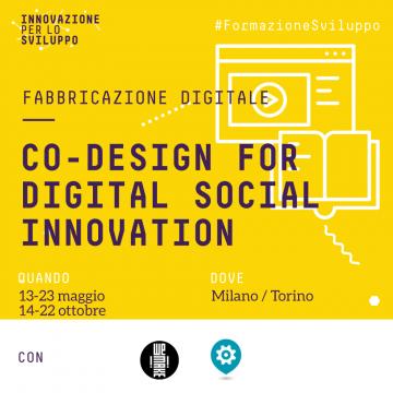 Co-design for Digital Social Innovation