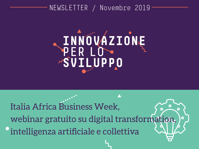 Italia Africa Business Week e Digital Transformation