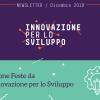 Buone Feste da Innovazione per lo Sviluppo