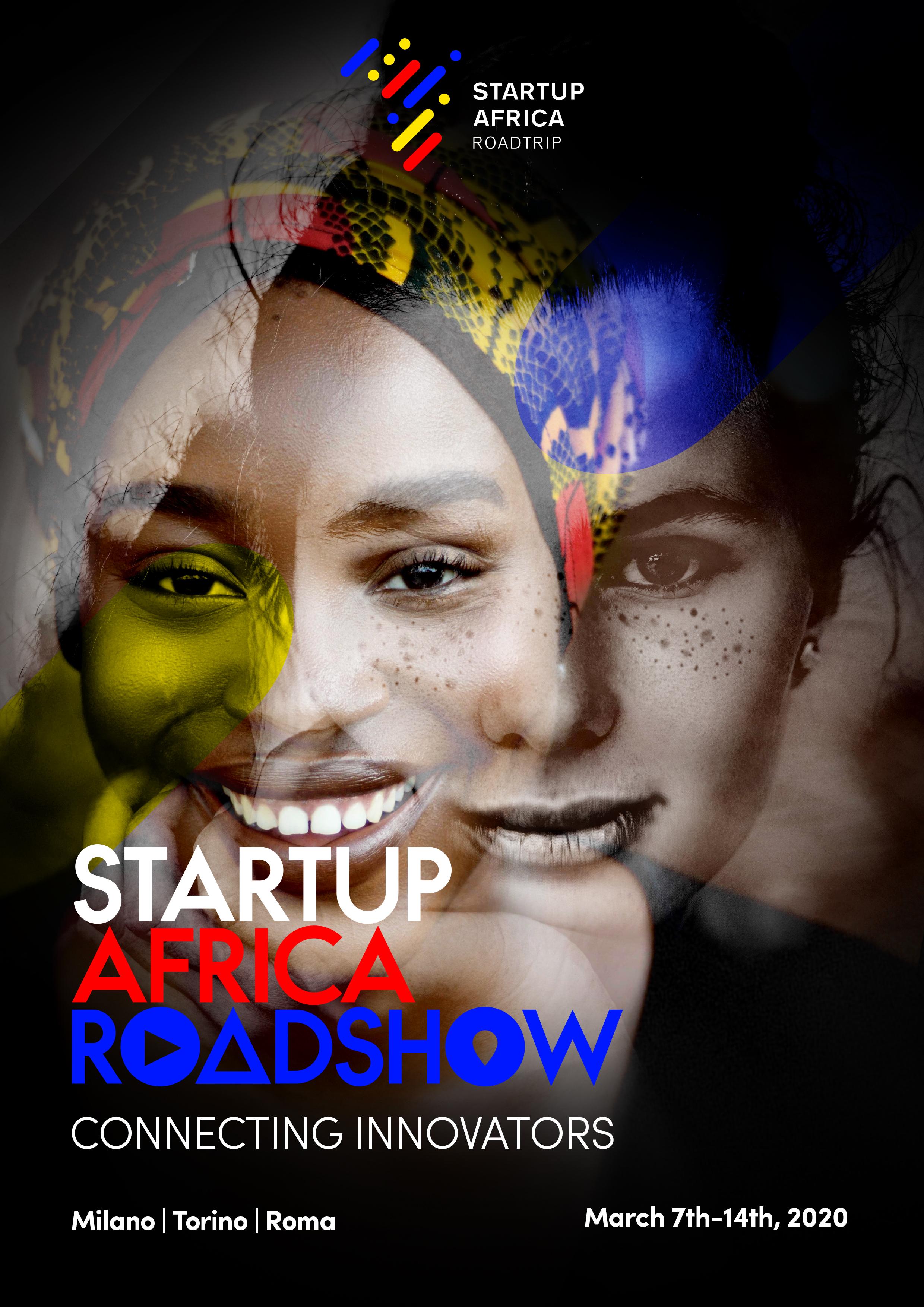 Startup Africa Roadtrip 2020