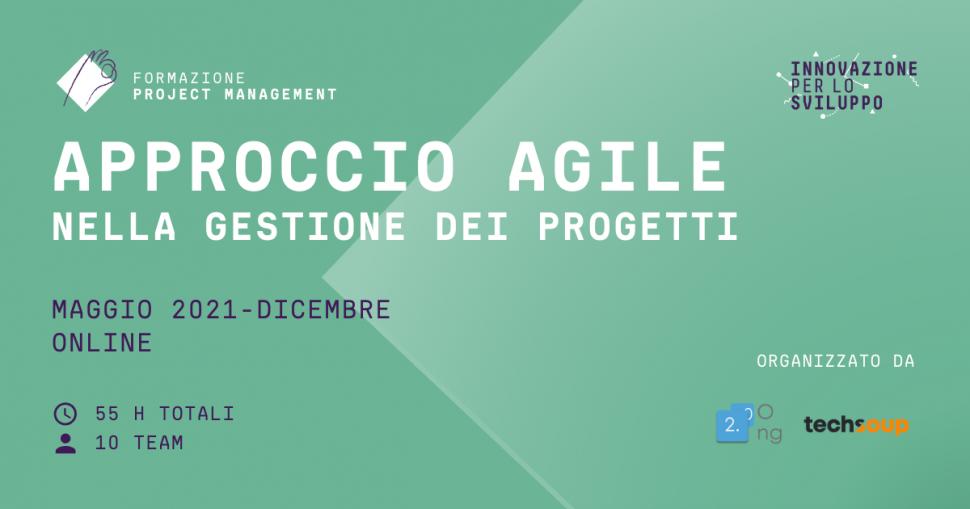 Approccio agile nella gestione dei progetti