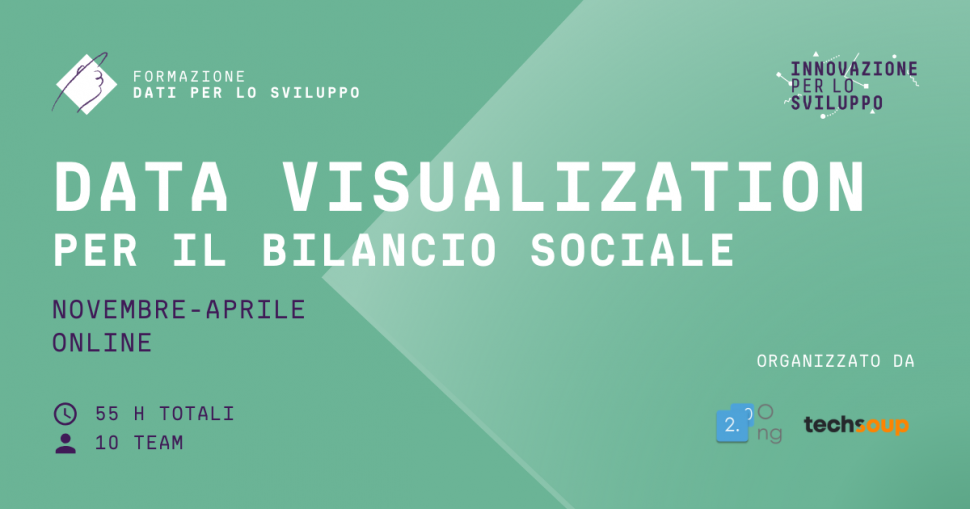 Data visualization per il bilancio sociale