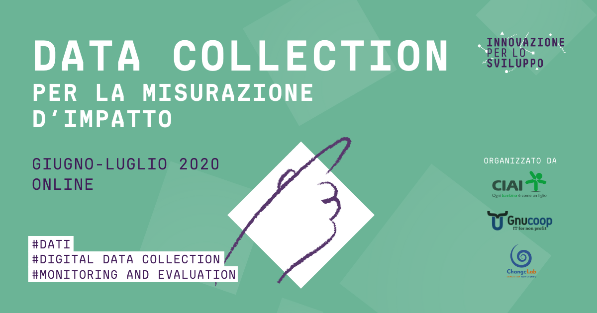 Data Collection per la misurazione d'impatto