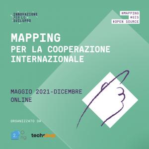Mapping per la cooperazione internazionale