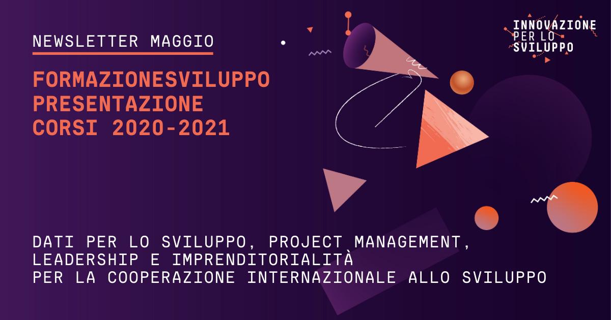 Presentazione corsi 2020-2021