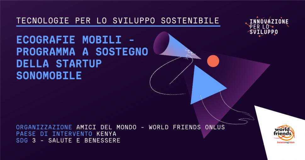 SonoMobile: Ecografie Mobili