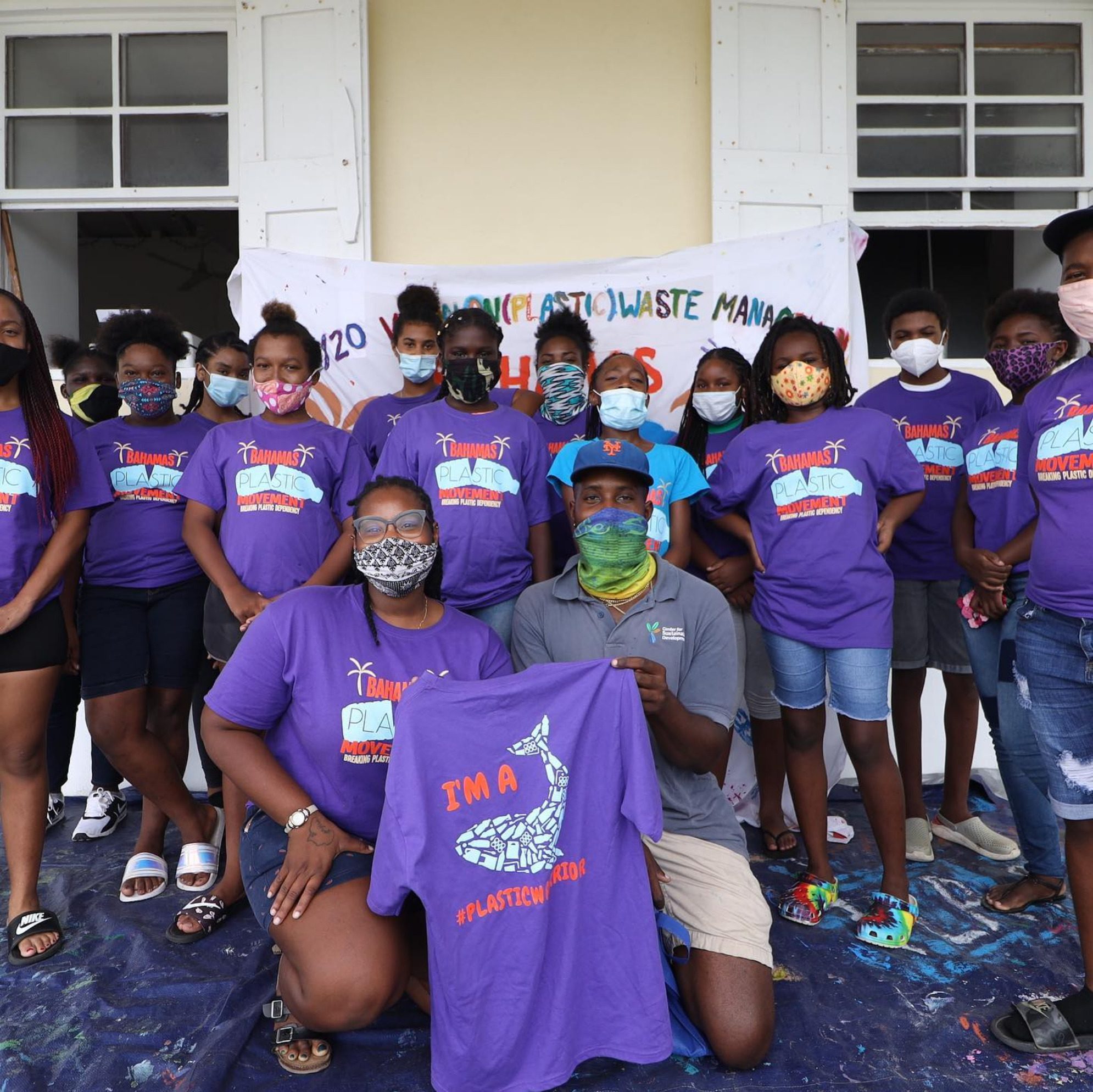 Bahamas Plastic Movement