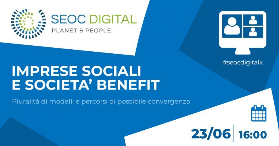 Imprese sociali e società benefit