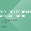 Master ICT for Development and Social Good 2021-2022