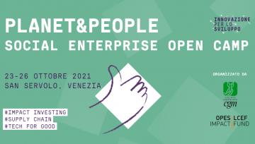 Social Enterprise Open Camp – Planet & People